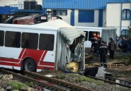 Tunisie: 5 morts dans une collision entre un bus et un train