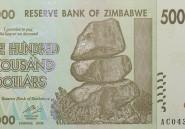 Les mystérieuses formations rocheuses imprimées sur les dollars du Zimbabwe