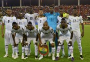 CAN-2017: le Ghana annonce une pré-liste de 26 joueurs avec tous les cadres