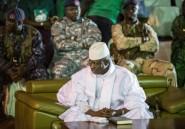 Gambie: l'armée soutient le  président Jammeh défait aux élections