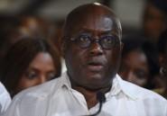 Nana Akufo-Addo investi nouveau président du Ghana