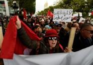 Un millier de Tunisiens manifestent contre le retour des jihadistes