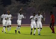 CAN: Côte d'Ivoire bat Ouganda 3-0 en préparation, premier but de Zaha