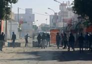 Tunisie: nouveaux heurts entre police et manifestants