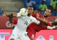 CAN: la Côte d'Ivoire piétine face au Togo