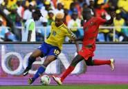 CAN: les Gabonais Lemina et Obiang forfait pour le reste de l'épreuve