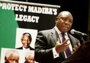 Les prétendants à la direction de l'ANC sont lancés