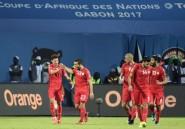 CAN: la Tunisie se relance en plombant l'Algérie
