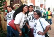 A Dakar, joie et espoir de Gambiens en exil président