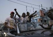 Gambie: scènes de liesse après l'investiture d'Adama Barrow