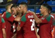 CAN: le Maroc se reprend, la Côte d'Ivoire évite le pire