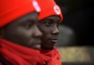 Avalanche en Italie: des migrants africains participent aux secours