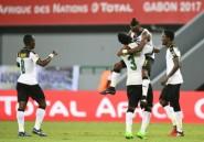 CAN-2017: le Ghana roule