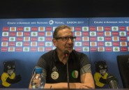 """CAN: """"pas de grandes chances"""" de qualification, reconnaît le sélectionneur de l'Algérie"""
