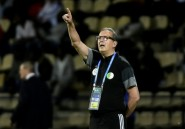 CAN: le sélectionneur de l'Algérie Leekens démissionne, débat sur les coachs étrangers relancé
