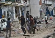 Somalie: 7 morts dans une double explosion