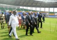 Foot: au Gabon, le coût de la CAN ravive les polémiques politiques
