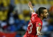 CAN: Sliti (Tunisie) porté par la magie de la compétition