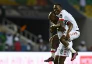 CAN: Burkina Faso et Cameroun en demi-finales au bout de l'ennui