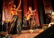 A Bamako, le chanteur -M- fait lever le public