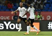 CAN: le Ghana se qualifie en demi-finale en battant la RDC