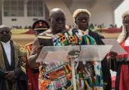 Ghana: demande d'enquête pour corruption visant un ministre