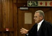 Afrique du Sud: démission de Gerrie Nel, procureur du procès Pistorius