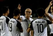 """CAN: le sélectionneur de l'Egypte Cuper veut vaincre sa propre """"malchance"""" en finale"""