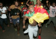 CAN 2017: explosion de joie au Cameroun