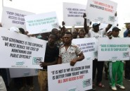 Nigeria: manifestation contre la politique du gouvernement