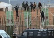 Maroc: une douzaine de migrants franchissent la frontière