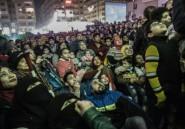 CAN: l'Egypte applaudit son équipe malheureuse en finale