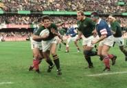 Décès de la légende du rugby sud-africaine Joost van der Westhuizen
