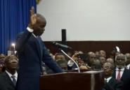 Jovenel Moïse investi président d'Haïti après un an et demi de crise