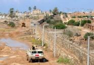 Egypte: deux Palestiniens tués près de la frontière avec Gaza