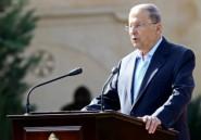 Egypte: Sissi reçoit le président libanais pour sa première visite