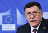 Libye: Sarraj sollicite l'expertise de l'Otan en matière de défense