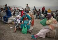 Maroc: des centaines de migrants ont forcé la frontière