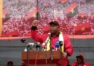 Angola: le dauphin de Dos Santos promet la guerre