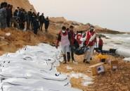 Les corps de 74 migrants découverts sur une plage libyenne