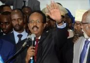 Somalie: Mogadiscio sous haute sécurité pour l'investiture du président