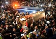 Egypte: des centaines de personnes aux funérailles d'Omar Abdel-Rahmane
