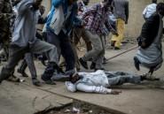 Afrique du Sud: la police intervient contre les violences xénophobes
