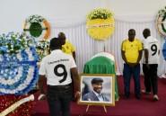 Foot: la Côte d'Ivoire rend un ultime hommage
