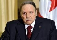Algérie: l'invisible président Bouteflika fête ses 80 ans