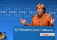 Merkel au Caire pour un sommet sur la Libye