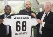 """Foot: le Belge Vanden Borre file au TP Mazembe, sa """"deuxième maison"""""""