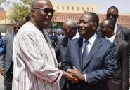 Burkina: le Fespaco, un succès mondial pour le président ivoirien