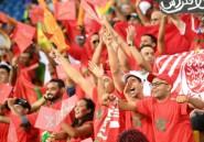 Maroc: nouveaux incidents entre supporters, l'Intérieur promet d'agir