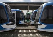 """Fleuron de la """"nouvelle Ethiopie"""", le tramway d'Addis Abeba peine"""